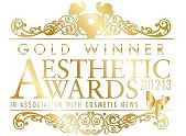 Medispa S10 Sheffield Professional Advanced Skin Science Gold Winner Aesthetic Awards Logo 001